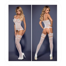Witte Bodystockings