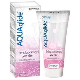 AQUAglide Stimulating Gel