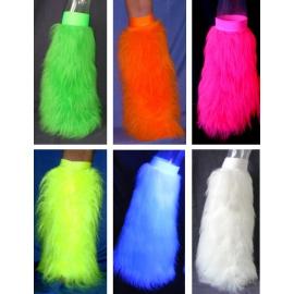 Rave Fluffies - Beenwarmers in 5 kleuren