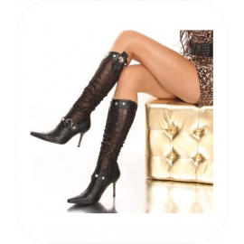 Cowboy-Boots with Strass Stones