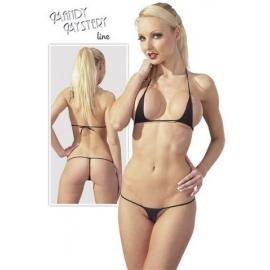 Zwart Micro Bikini