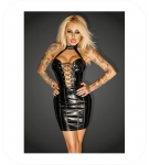 "Diva - Lak Mini Dress ""Imperious"""