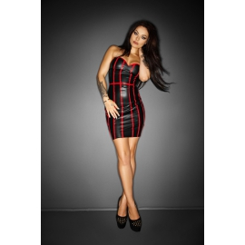 "Immoral - Wetlook Mini Dress ""Taboo"""