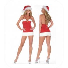 """Christmas Mini Jurk """"Skyla"""""""