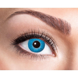 "Contact Lenzen ""Electro Blue"""
