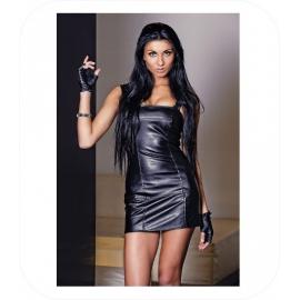 """Zwart Mini Dress """"Evelyne"""""""