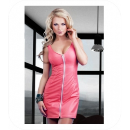 "Roze Mini Dress ""Eline"""