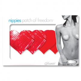 Nippies Red Hart""
