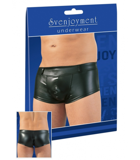 Wetlook Pants