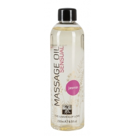 Shiatsu massage jasmine 250 ml