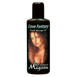 Love Fantasy Massage Oil 100ml