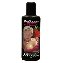 Strawberry Massage Oil 100ml