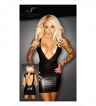 "Exclusive - Wetlook Mini Dress ""Selita"""