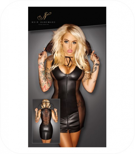 "Exclusive - Mini Dress ""Vertiga"""