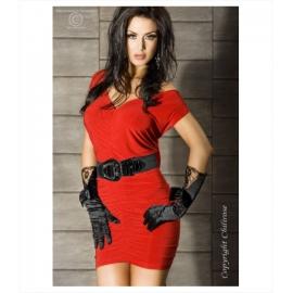 Rood Kleedje veelzijdige draagvorm
