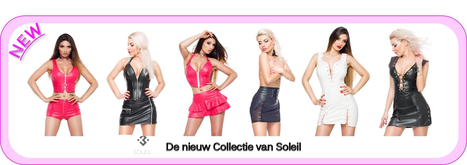 Nieuw Collectie XXX-Soleil